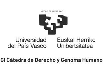 - GI Cátedra Derecho y Genoma Humano . UPV